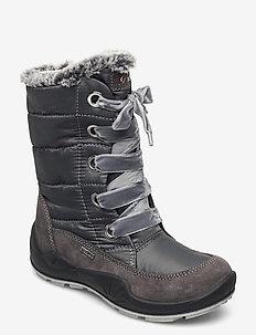 PWIGT 43813 - vinterstövlar - grey
