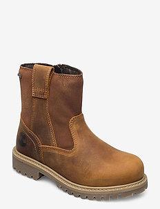 PGB GTX 44273 - winter boots - tan