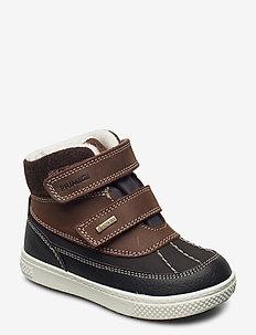 PBZGT 63601 - vinter boots - brown-black