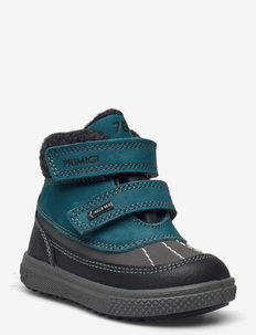 PBZGT 83579 - winter boots - turquoise-grey