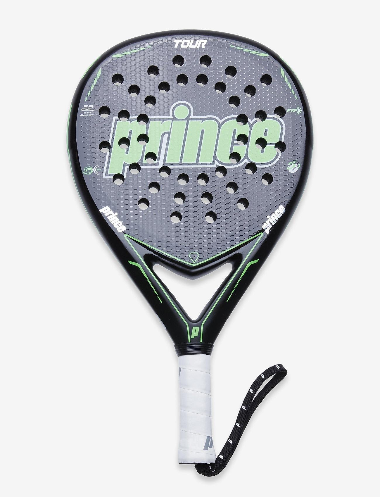 Prince - PRINCE Padel Tour DI - padel rackets - black/green - 0