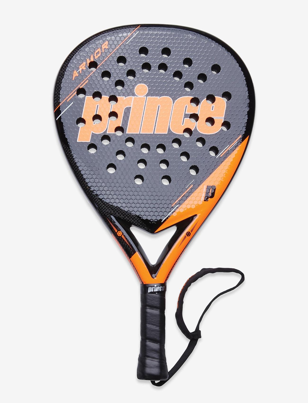 Prince - PRINCE Padel Premier Armor - padel rackets - black/red - 0