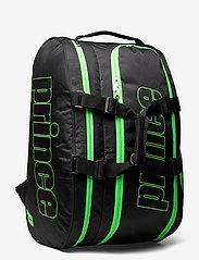 Prince - PRINCE Padel Prem Tour Racket Bag - ketsjersporttasker - black/orange - 2