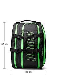 Prince - PRINCE Padel Prem Tour Racket Bag - ketsjersporttasker - black/orange - 4