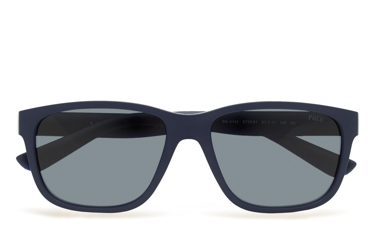 Polo Ralph Lauren Polo Ralph Lauren Sunglasses - MATTE NAVY BLUE