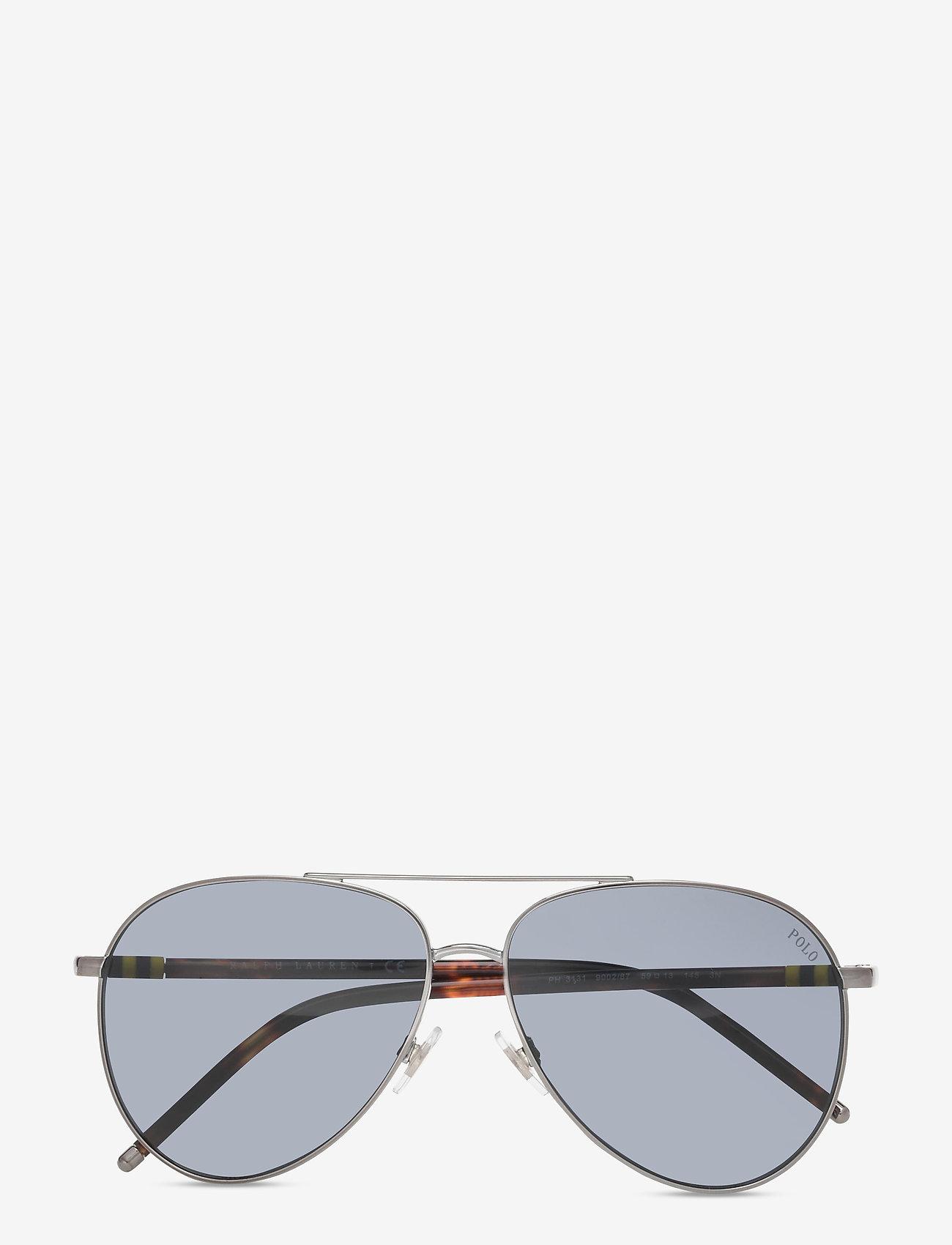 Polo Ralph Lauren - Sunglasses - pilot - grey/blue - 0