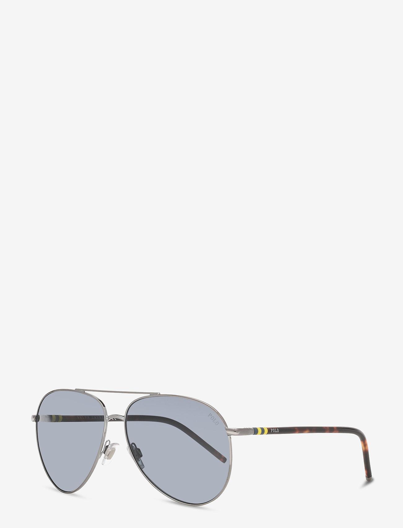 Polo Ralph Lauren - Sunglasses - pilot - grey/blue - 1