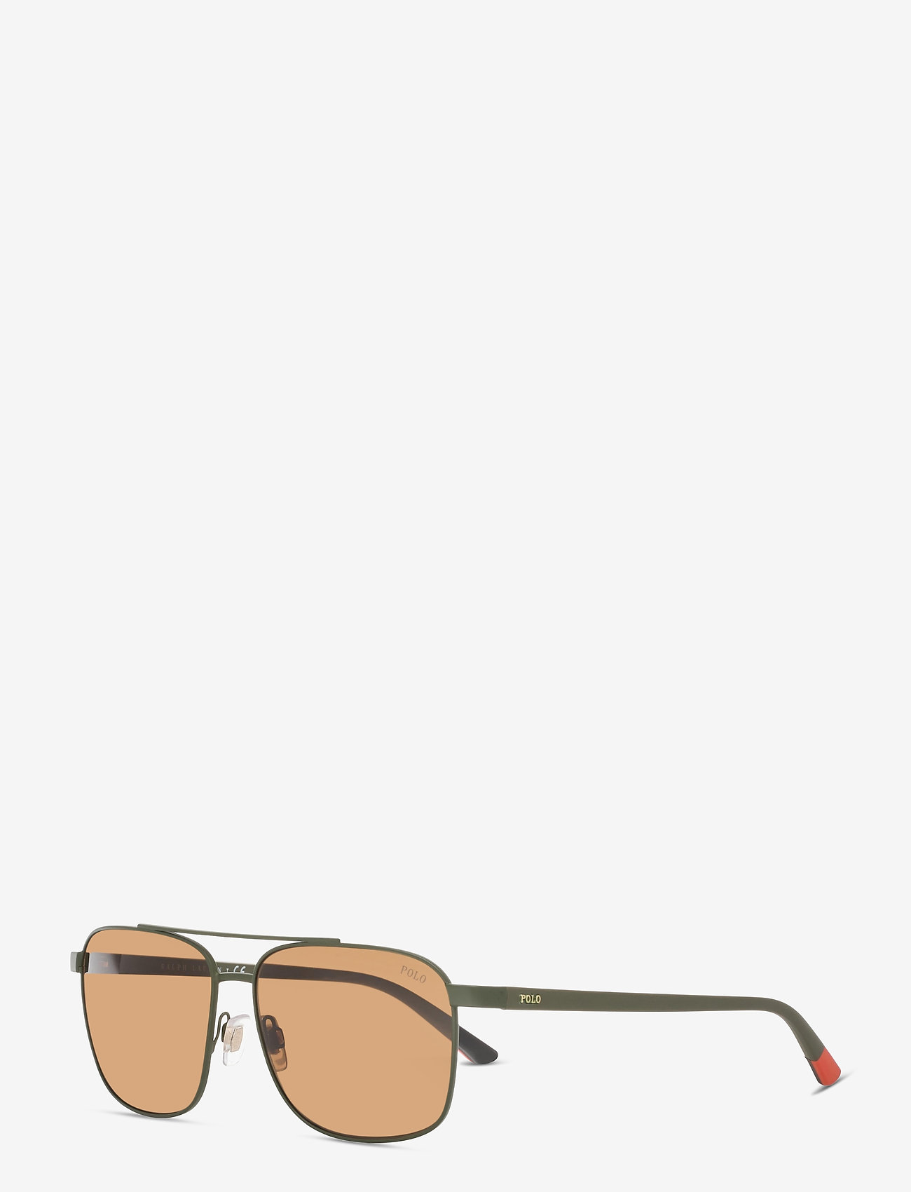 Polo Ralph Lauren - Sunglasses - d-shaped - olive - 1