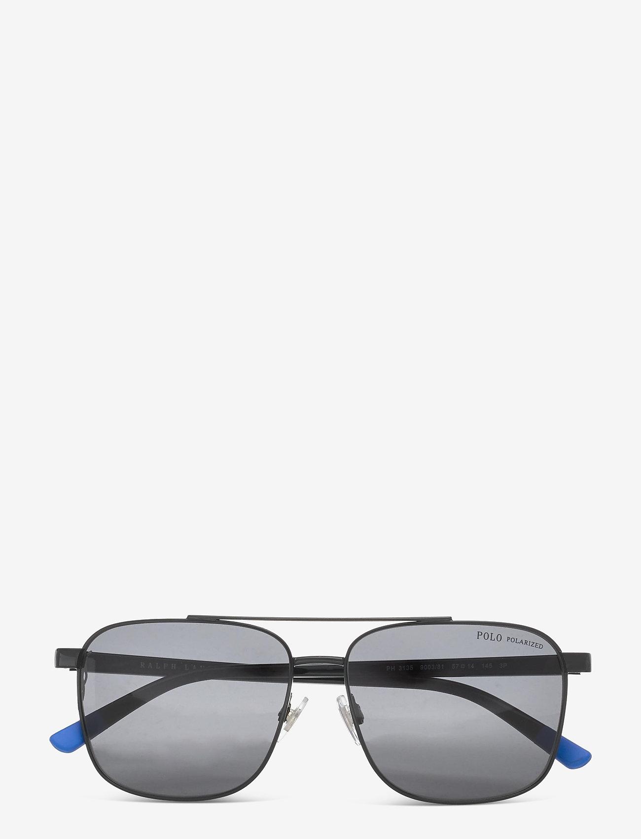 Polo Ralph Lauren - Sunglasses - d-shaped - polar grey - 0