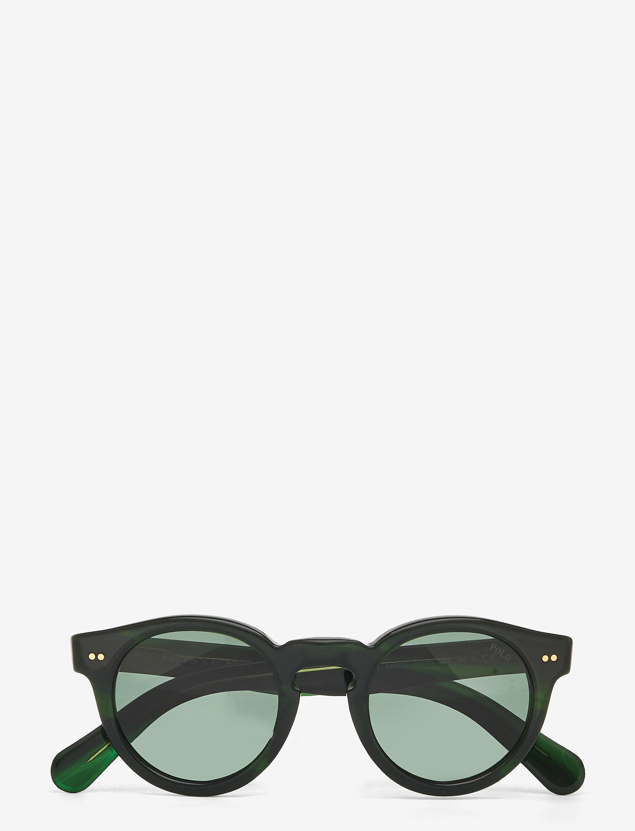 Polo Ralph Lauren - Sunglasses - rund ramme - green - 0