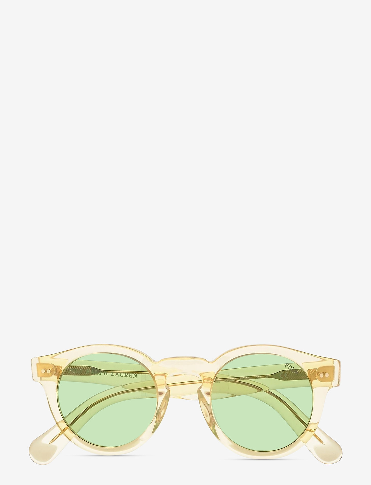 Polo Ralph Lauren - Sunglasses - round frame - vintage green - 0