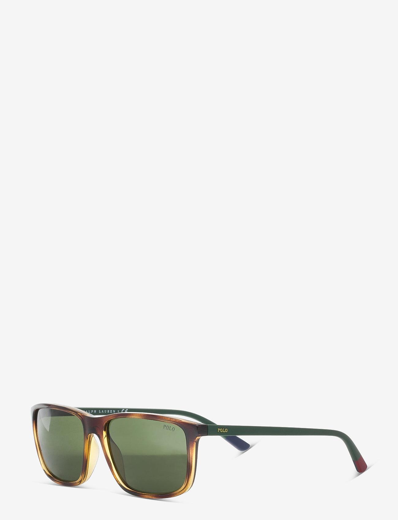 Polo Ralph Lauren - Sunglasses - d-shaped - bottle green - 1