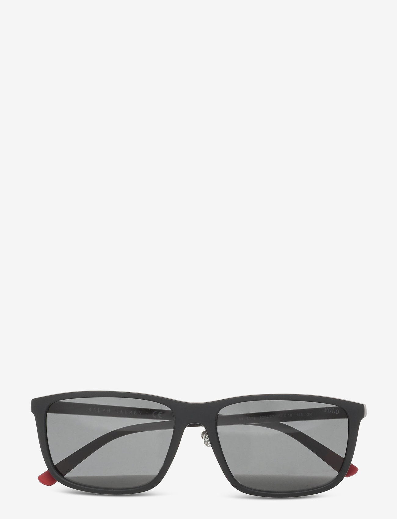 Polo Ralph Lauren - Sunglasses - d-shaped - dark grey - 0