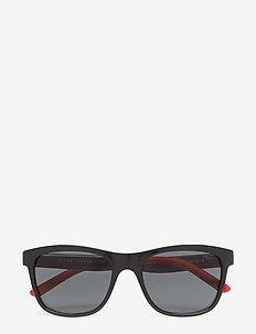 0PH4120 - d-shaped - shiny black