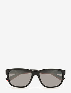 Polo Ralph Lauren Sunglasses - MATTE BLACK