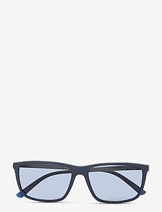 Sunglasses - d-vormige zonnebril - dark blue