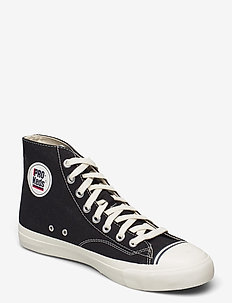 ROYAL PRO HI CLASSIC CANVAS - hoog sneakers - black