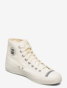 ROYAL PRO HI CLASSIC CANVAS - hoog sneakers - white