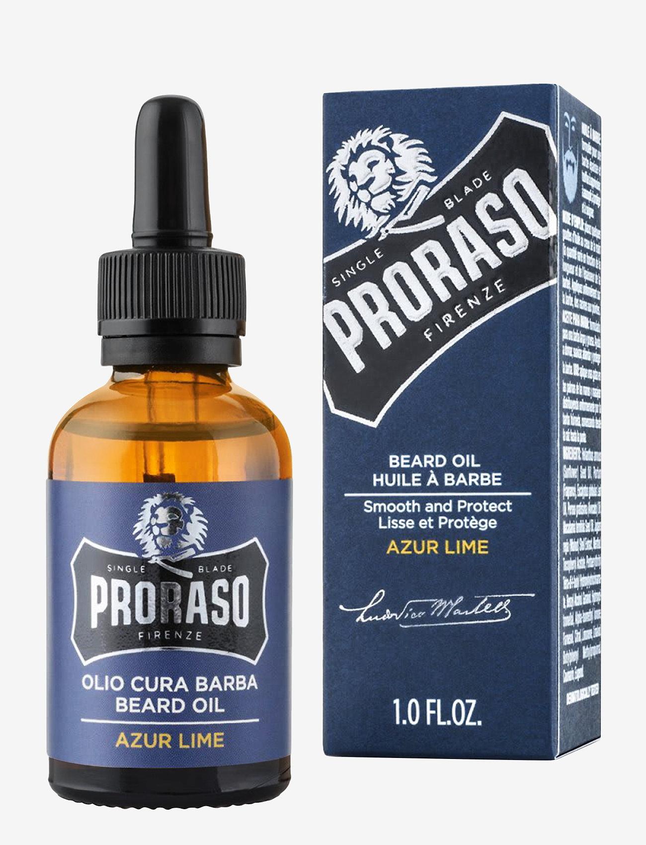 Proraso - Proraso Beard Oil - skægolie - no colour - 0