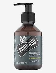 Proraso - Proraso Beard Shampoo - parta & viikset - no colour - 0