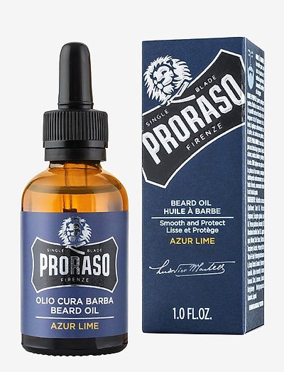 Proraso Beard Oil - skäggolja - no colour