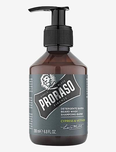 Proraso Beard Shampoo - skæg & overskæg - no colour