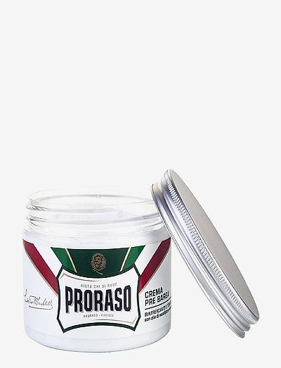 Proraso Pre-shave Cream - rakgel - no colour