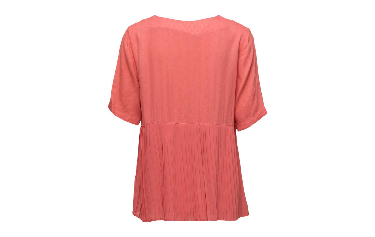 Orange 5 Blood Jeans Viscose Merla S Blouse Sl 95 Lin Pulz UAYqRyR