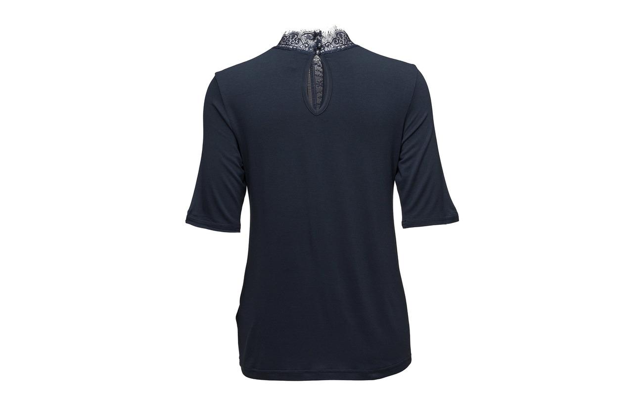 95 Sl Jeans 5 Blue Marine Blouse Pztrisse Viscose 2 Elastane 1 Pulz x8wRTqq