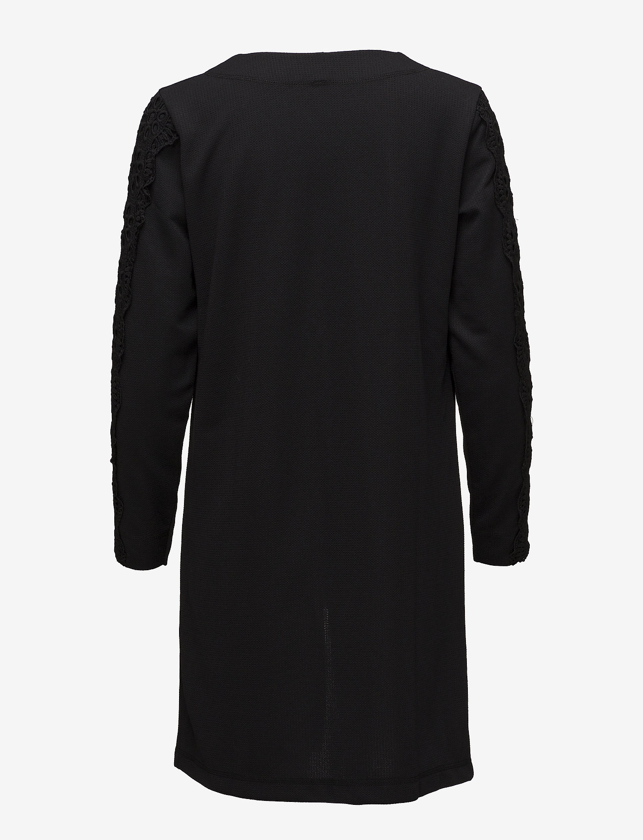 Pulz Jeans - Tazanna L/S Cardigan - cardigans - black