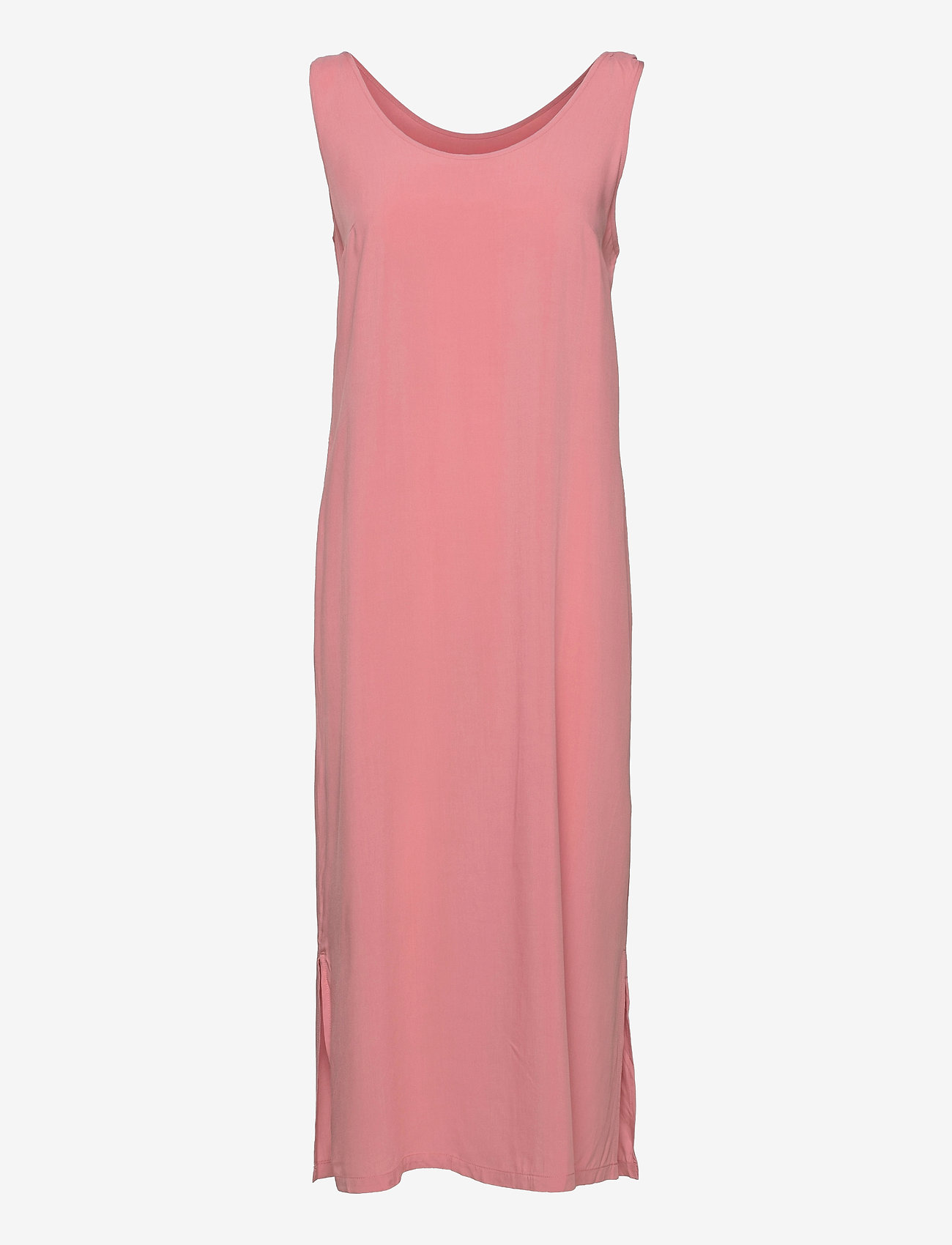 Pulz Jeans - PZNELLY Dress Long - sommerkjoler - dusty rose - 0