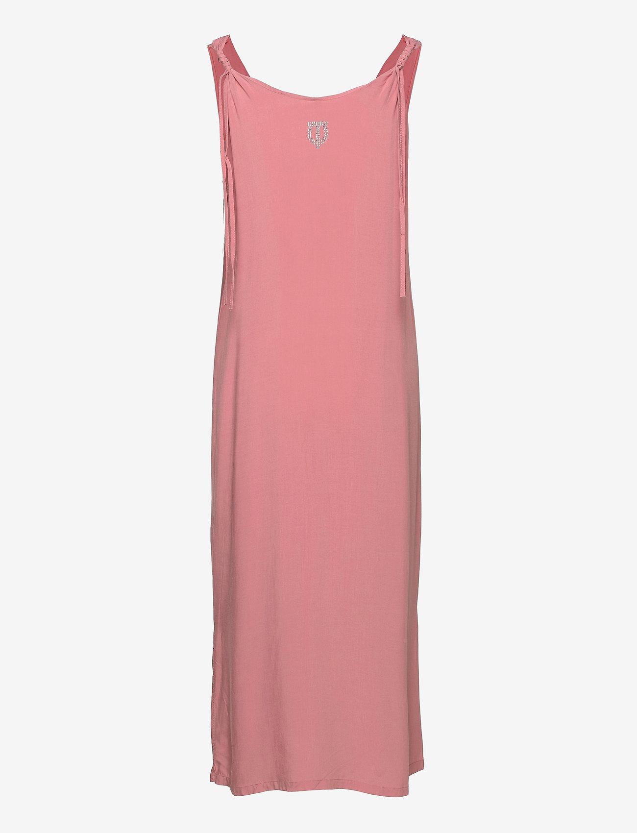 Pulz Jeans - PZNELLY Dress Long - sommerkjoler - dusty rose - 1