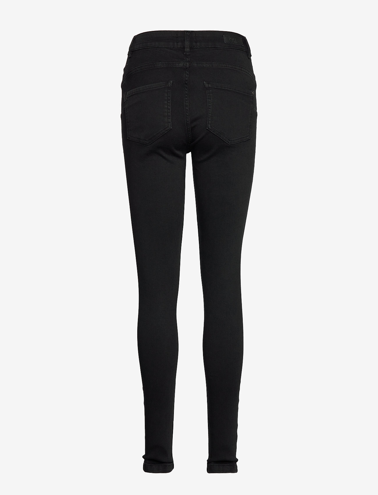 Pulz Jeans - PZLIVA Jeans - skinny jeans - black denim - 1