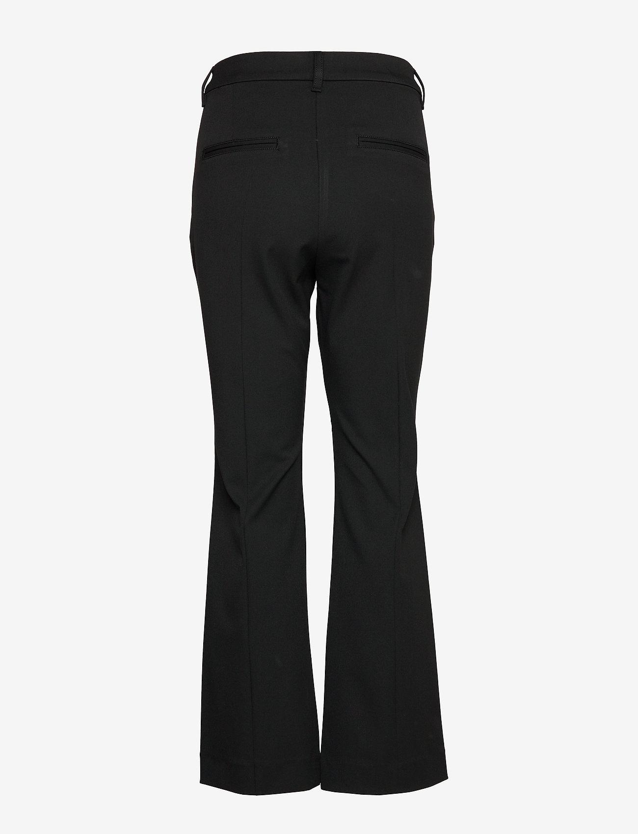 Pulz Jeans - PZCATTY Pant - bukser - black beauty - 1