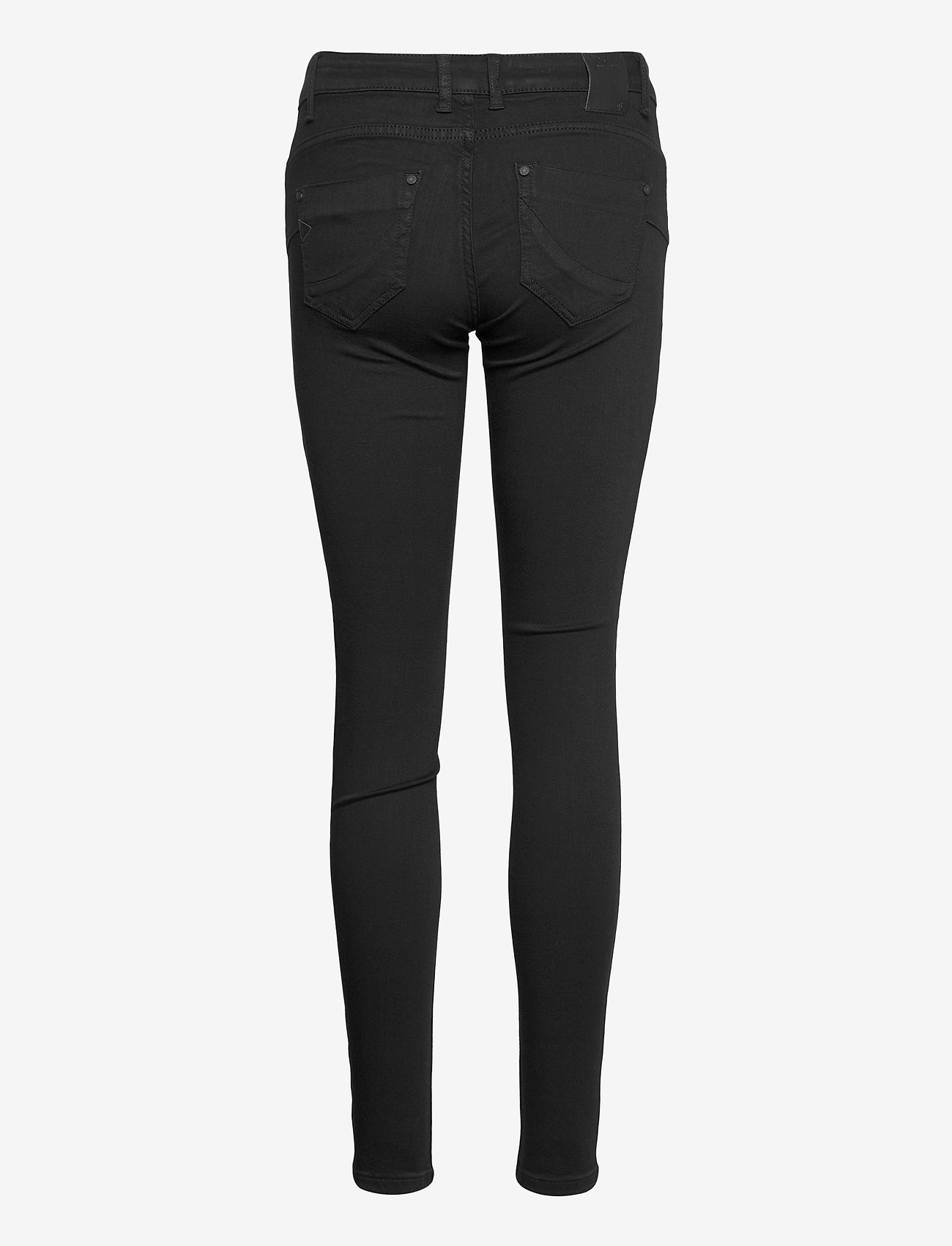 Pulz Jeans - PZANNA Jeans Skinny Leg Stay Black - skinny jeans - black denim - 1