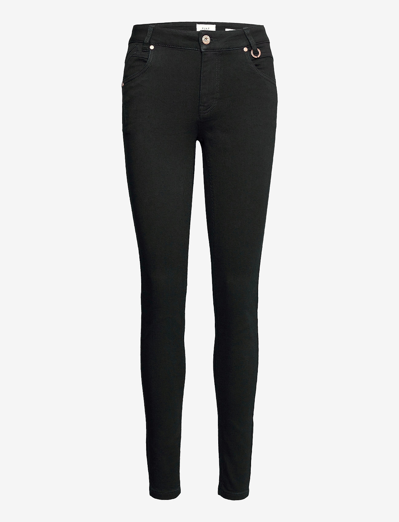 Pulz Jeans - PZEMMA Jeans - slim jeans - raw blue denim - 0
