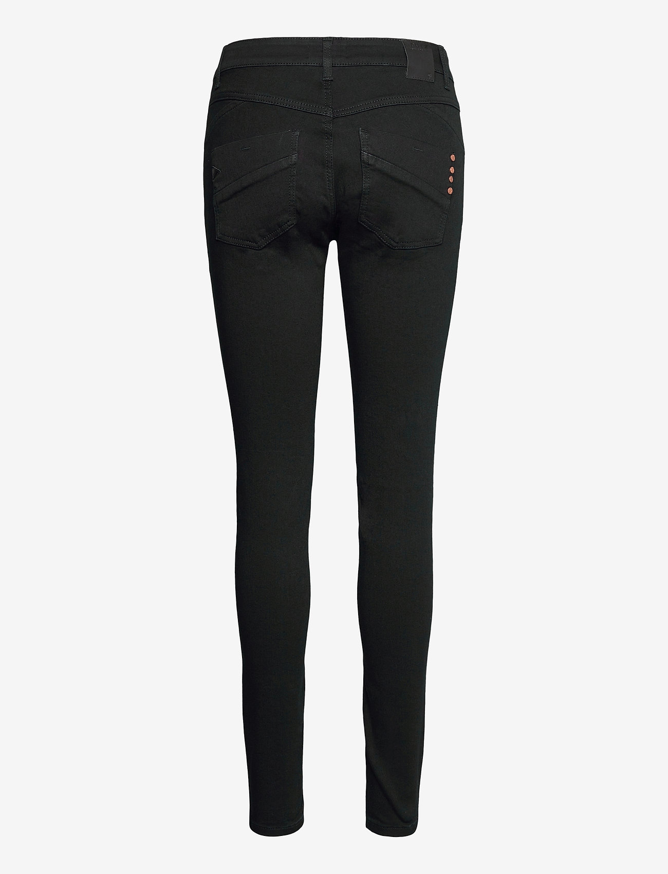 Pulz Jeans - PZEMMA Jeans - slim jeans - raw blue denim - 1