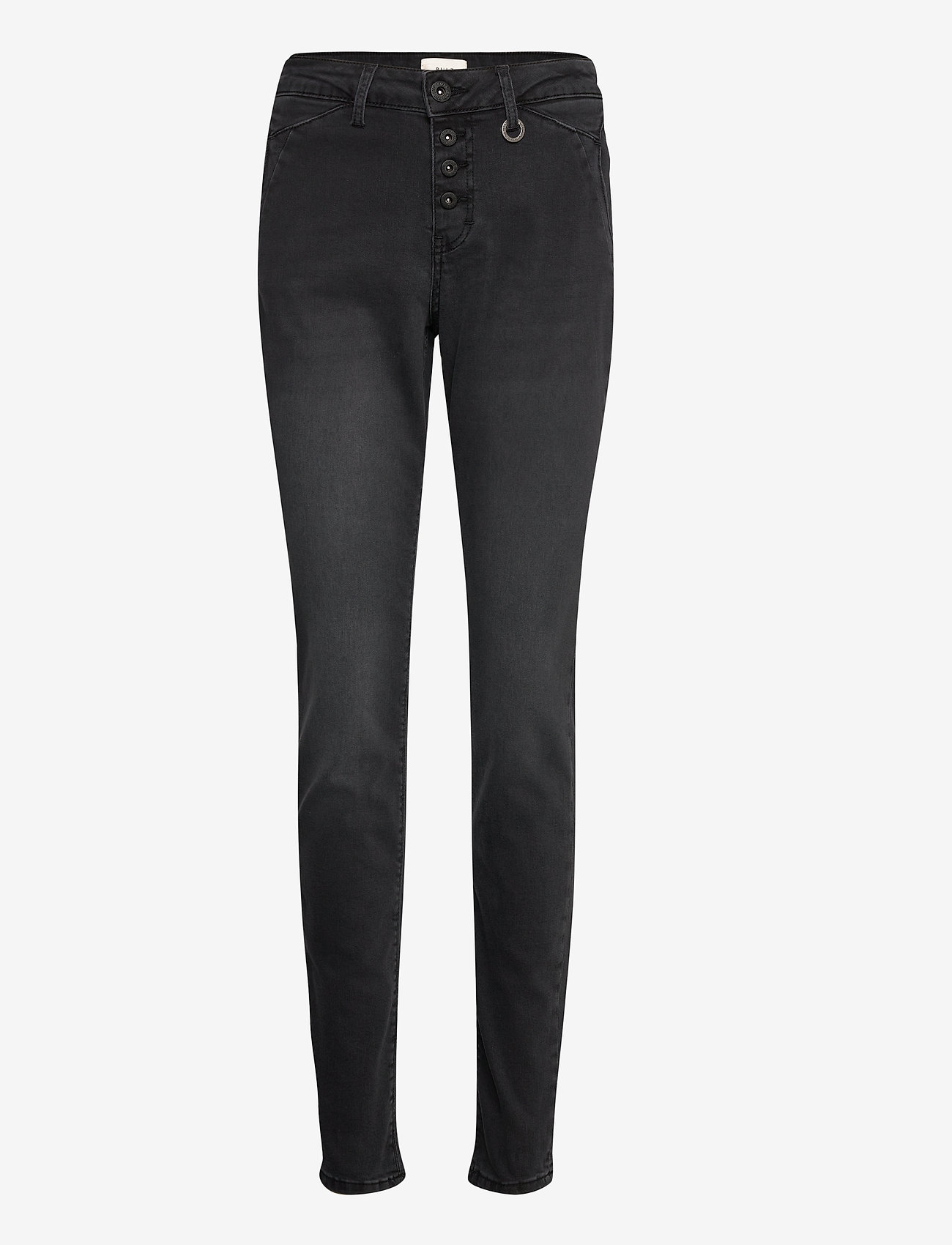 Pulz Jeans - PZMARY Jeans - slim jeans - grey denim - 0