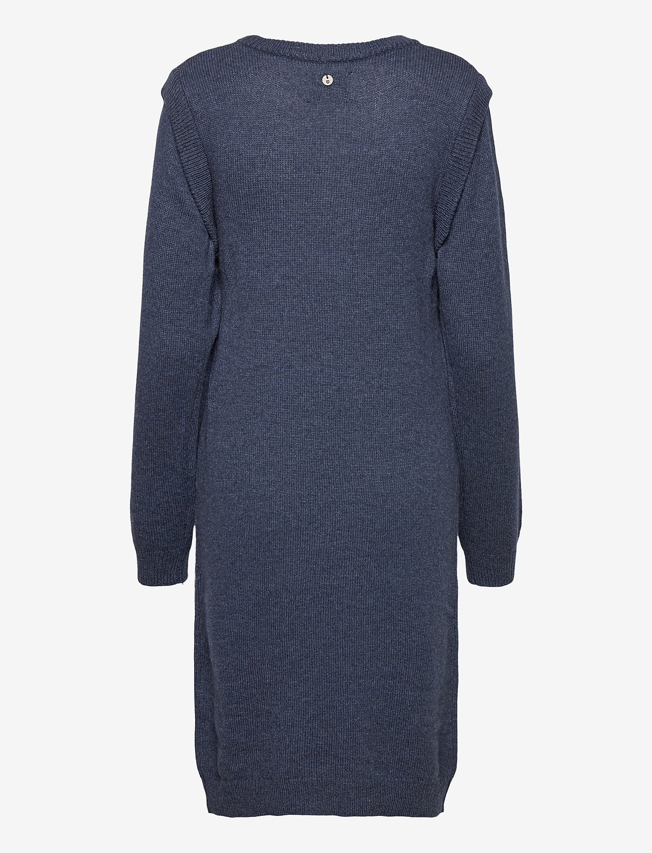 Pulz Jeans - PZLUCY Dress - hverdagskjoler - dark sapphire melange - 1