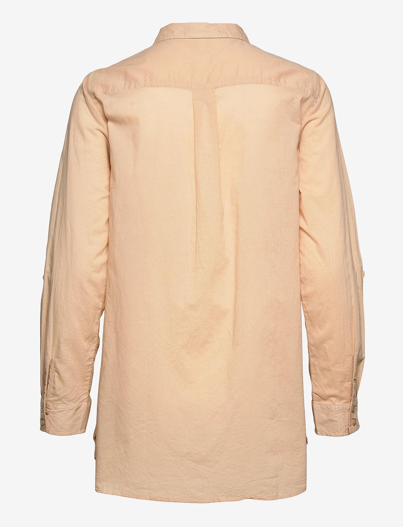 Pulz Jeans - PZSAVANNAH Shirt - langærmede skjorter - irish cream - 1