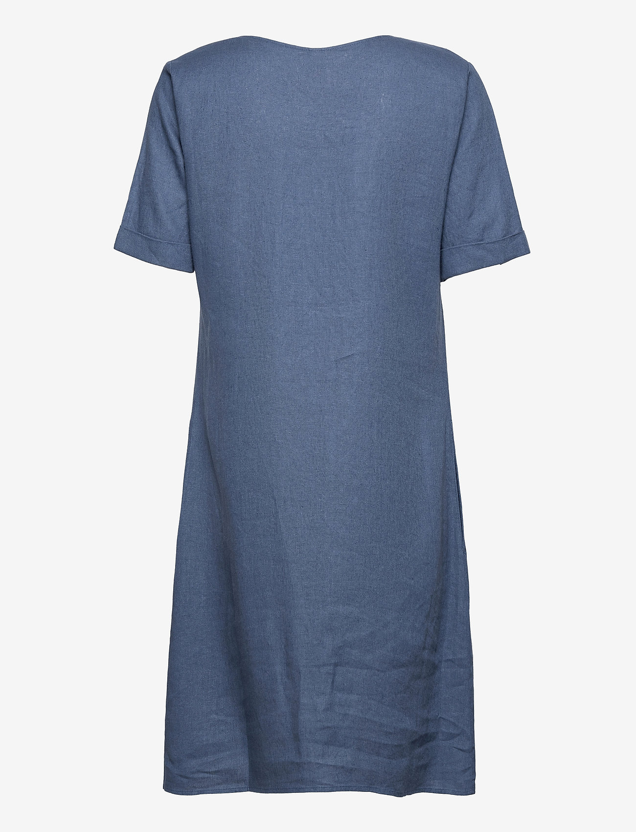 Pulz Jeans - PZBIANCA Dress - sommerkjoler - vintage indigo - 1