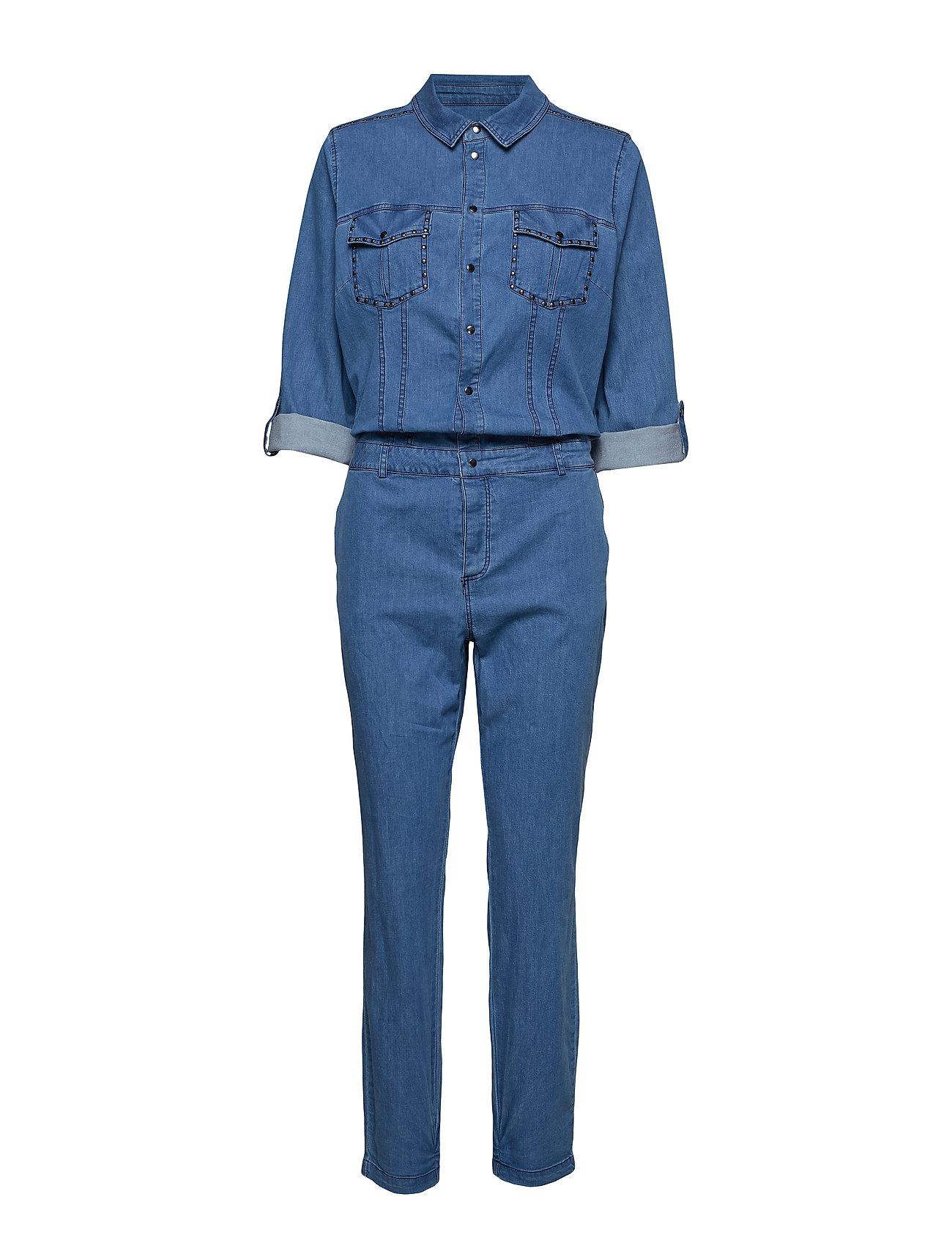 Pzausten Blue Jumpsuitmedium Blue DenimPulz Pzausten Jeans DenimPulz Pzausten Jumpsuitmedium Jeans 8n0OXwkP