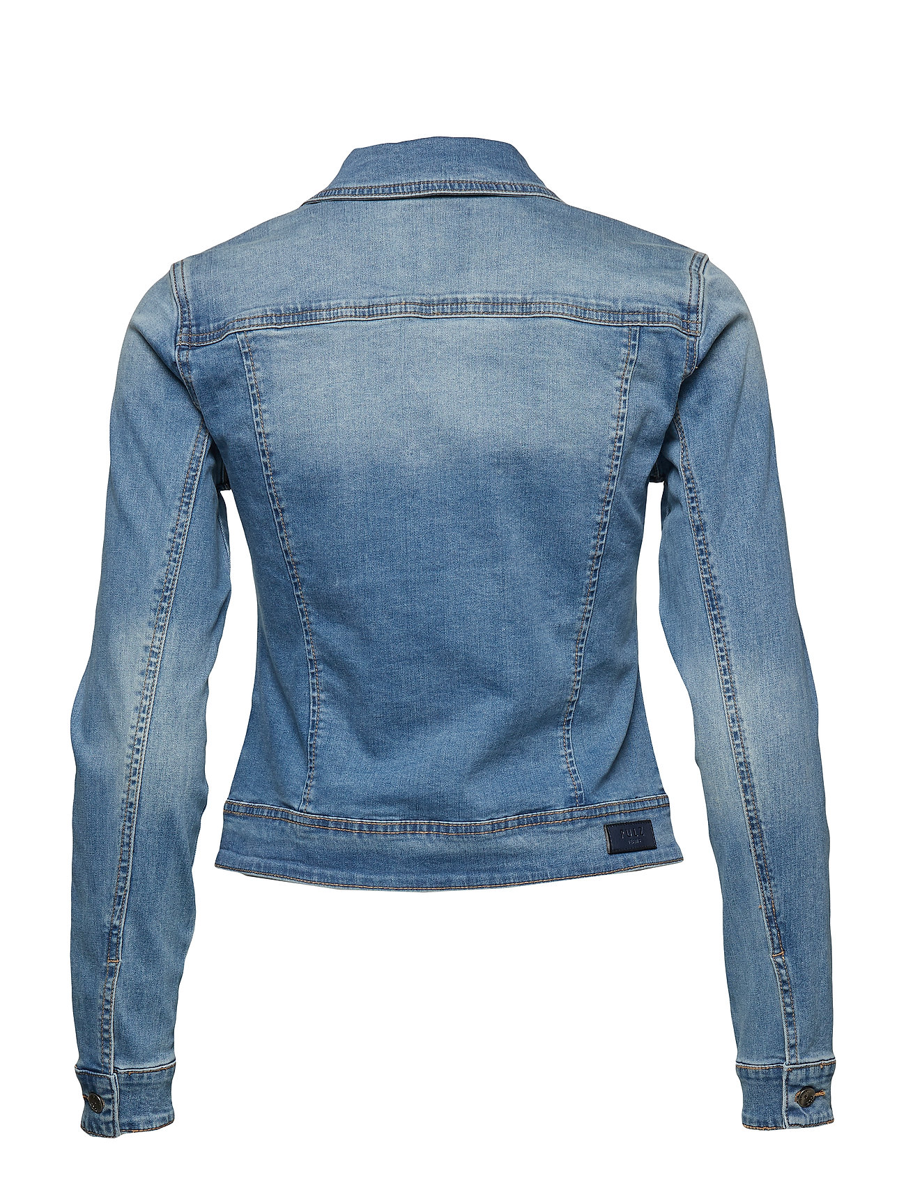 ea4dccea PULZ denimjakker – Sira Denim Jacket til dame i LIGHT BLUE DENIM ...