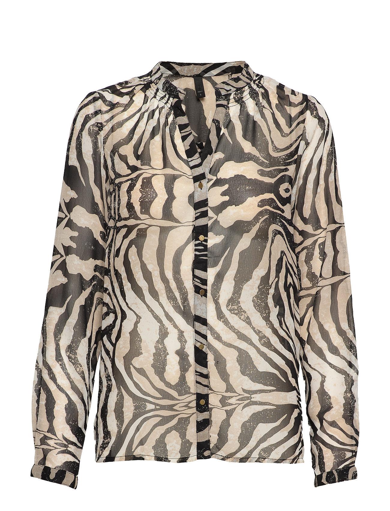 Pulz Jeans PZMANJA L/S Shirt - SOFT CREAM