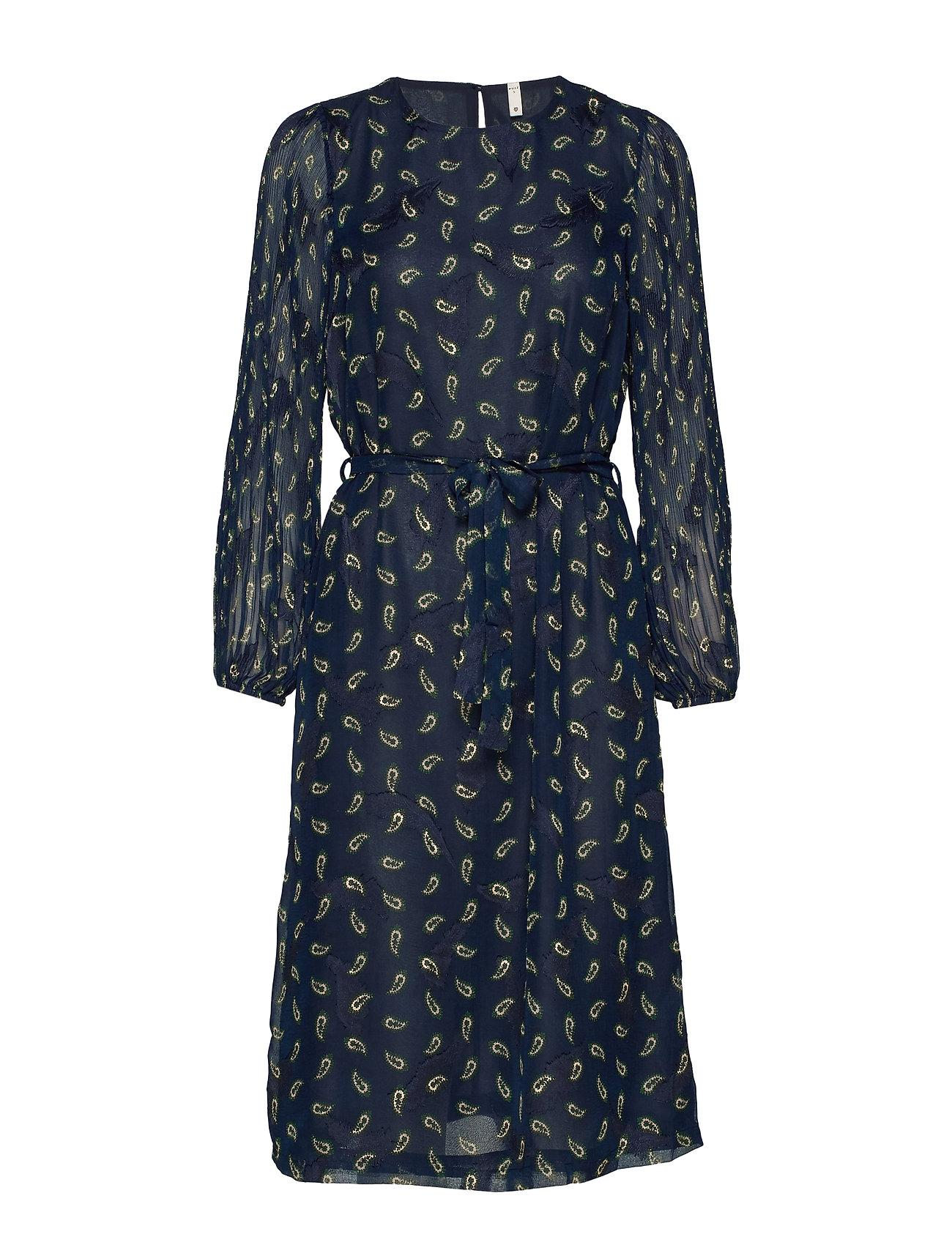 Pulz Jeans PZGERTRUD Dress - BLUE MARINE