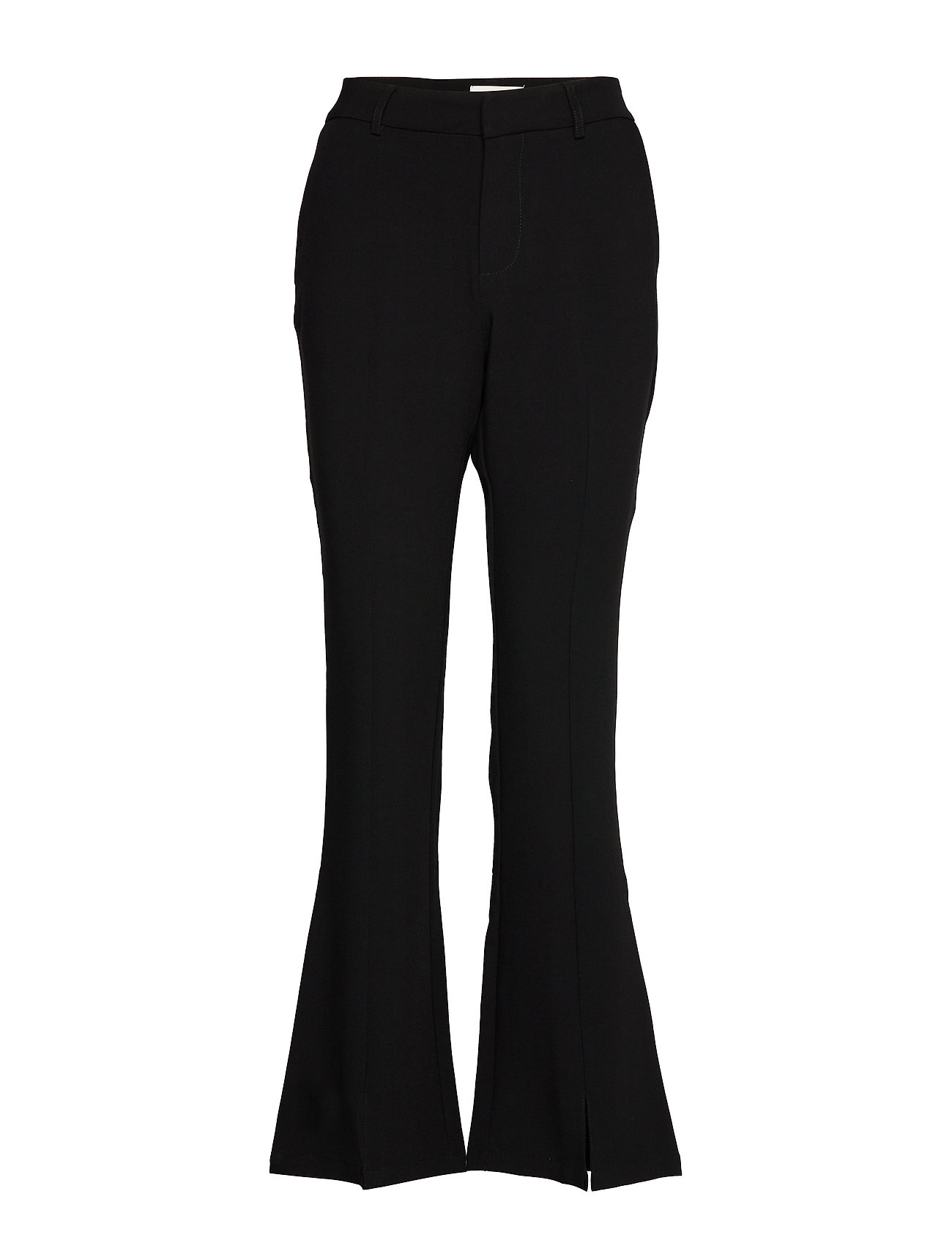 Pulz Jeans PZPEAR Flared Pant - BLACK