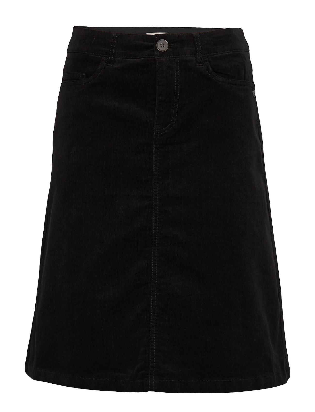 Pulz Jeans PZKELLY Skirt - BLACK