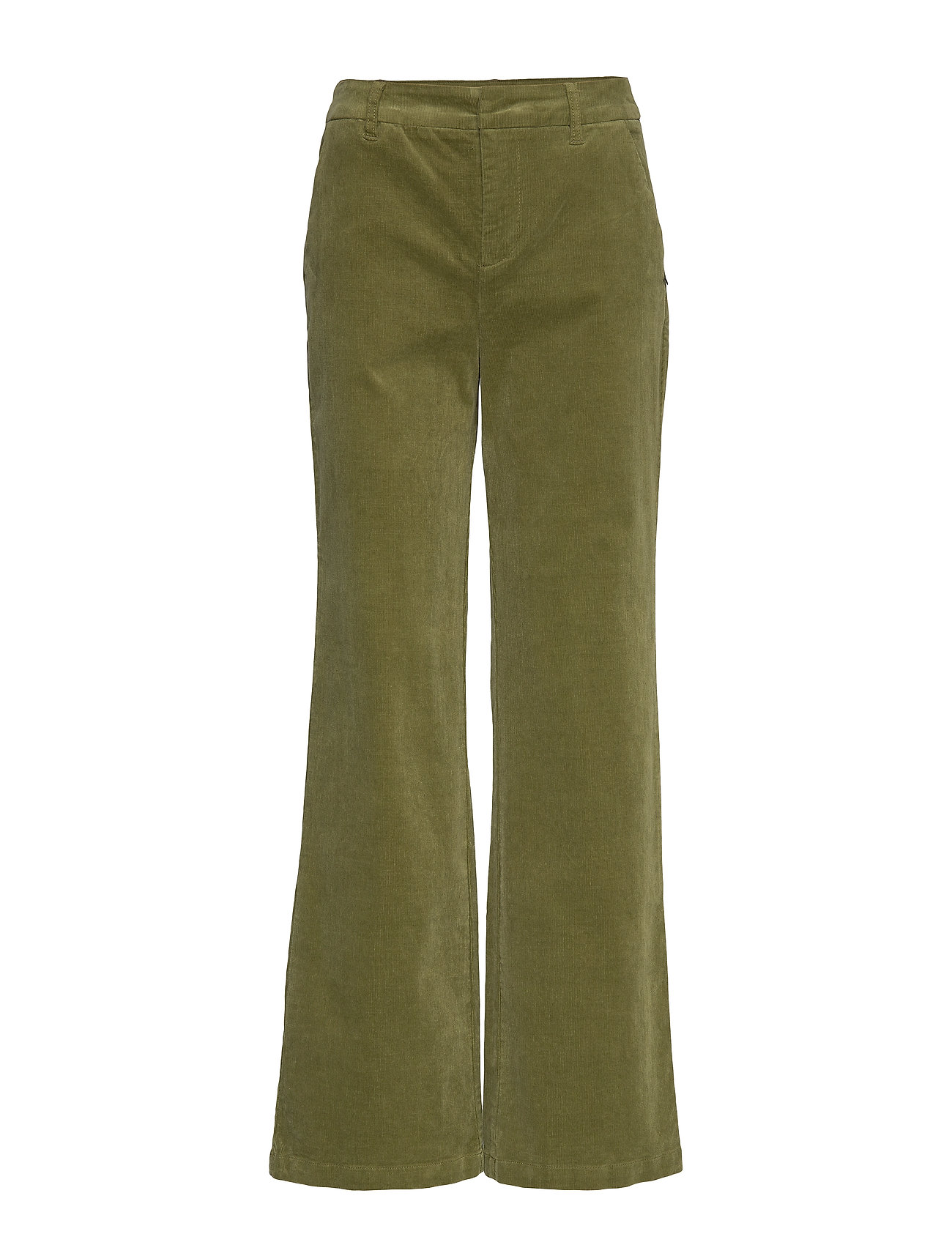 Pulz Jeans PZKELLY Pant - CROCODILE GREEN