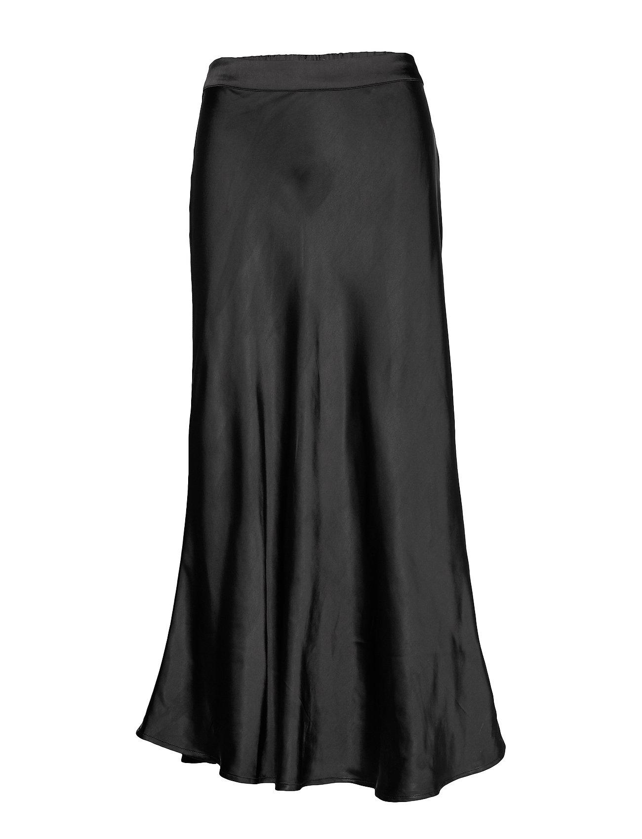 Pulz Jeans PZSILLE Skirt - BLACK