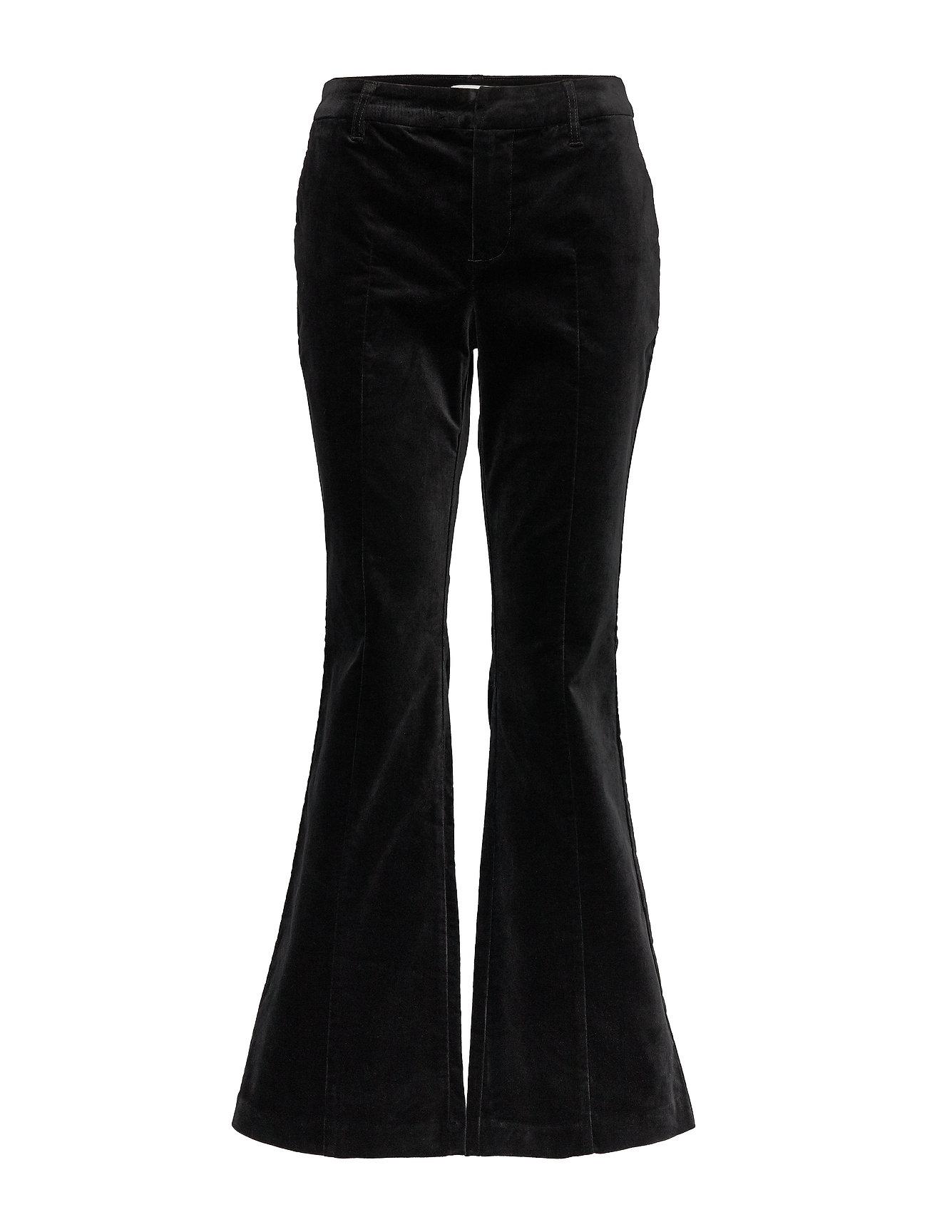 Pulz Jeans PZCAYLA Pant - BLACK